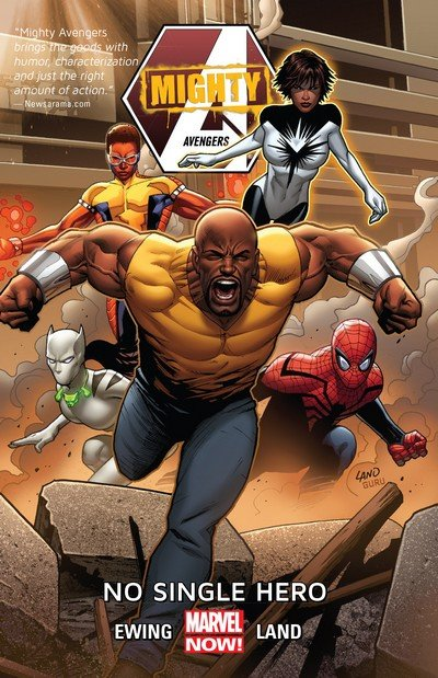 Mighty Avengers Vol. 1 – 3 (TPB) (2014)