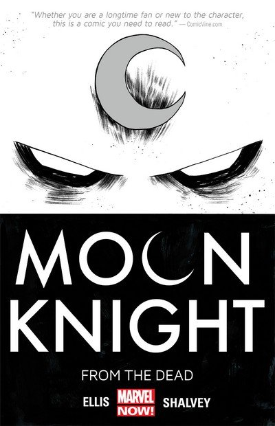 Moon Knight Vol. 1 – From the Dead (TPB) (2014)