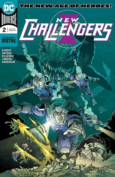 New Challengers #2 (2018)