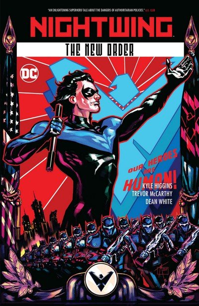 Nightwing – The New Order TP [Collected Edition] (2018)