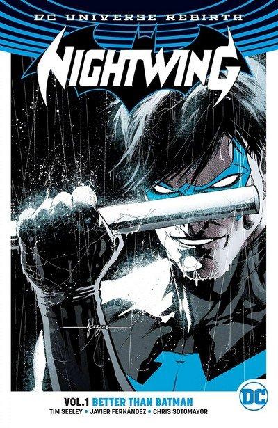 Nightwing Vol. 1 – Better Than Batman (TPB) (2017)