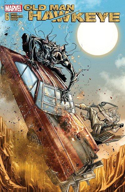 Old Man Hawkeye #6 (2018)