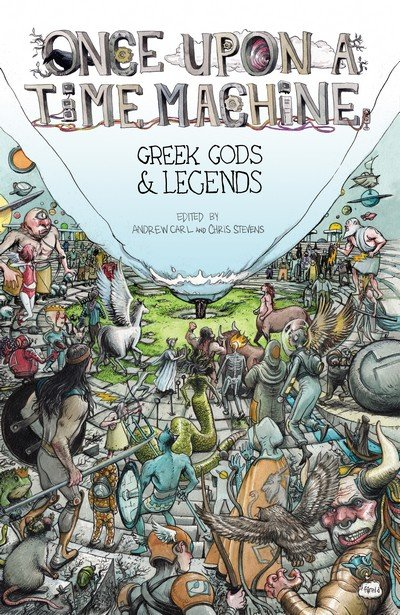 Once Upon a Time Machine Vol. 2 – Greek Gods and Legends (2018)