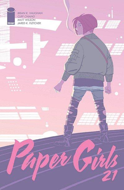 Paper Girls #21 (2018)