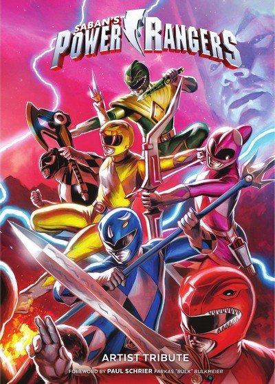 Power Rangers – Artist Tribute (2018)