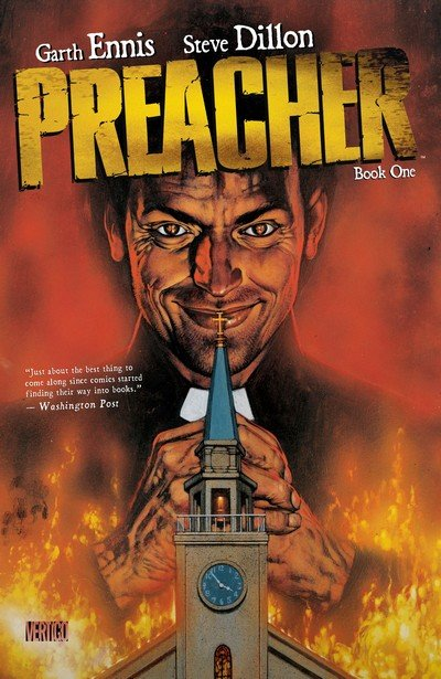Preacher – Book 1 – 6 (Complete) (2009-2014)