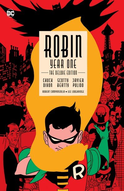 Robin – Year One – The Deluxe Edition (2018)