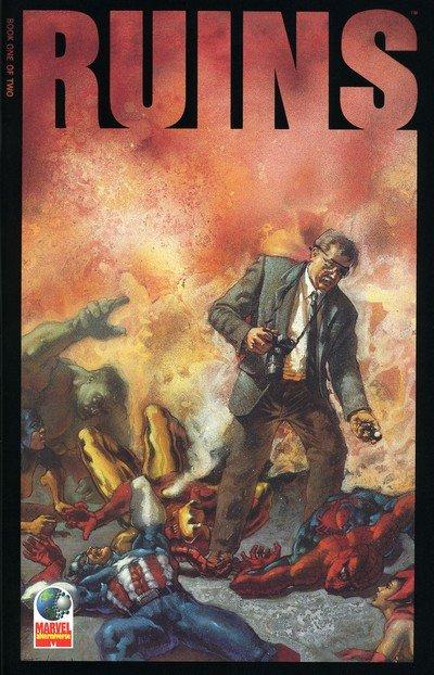 Ruins #1 – 2 (1995)