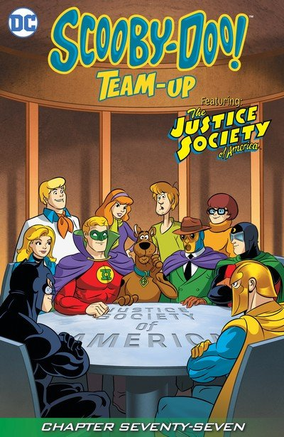 Scooby-Doo Team-Up #77 (2018)