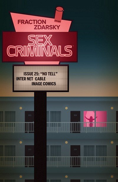 Sex Criminals #25 (2018)
