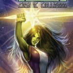 She-Hulk – Cosmic Collision #1 (2009)