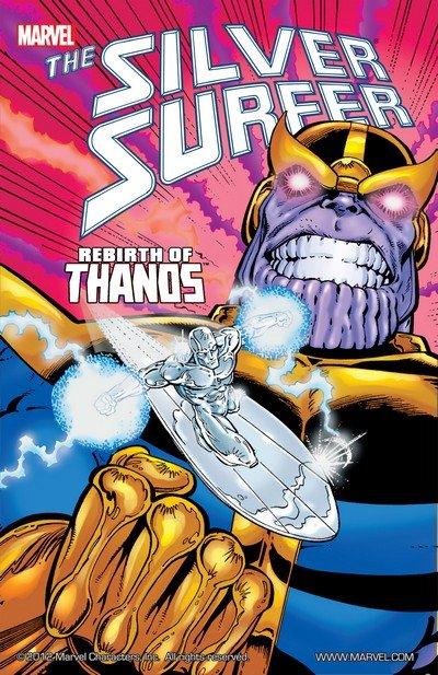 Silver Surfer – Rebirth of Thanos (TPB) (2012)
