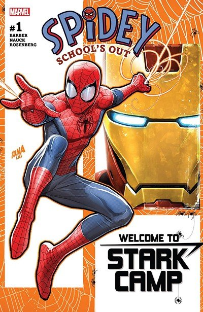 Spidey – School's Out #1 (2018)