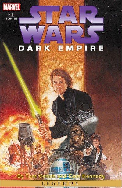 Star Wars – Dark Empire Trilogy Remastered (2018)