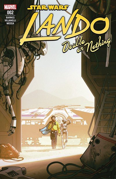 Star Wars – Lando – Double Or Nothing #2 (2018)