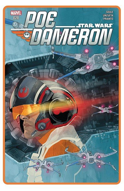 Star Wars – Poe Dameron #28 (2018)