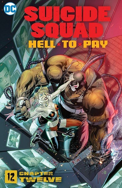 Suicide Squad – Hell to Pay #12 (2018)