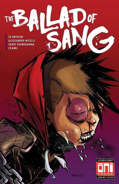 The Ballad Of Sang #4 (2018)
