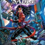 The Black Sable #6 (2018)