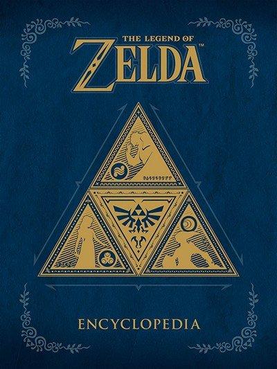 The Legend of Zelda Encyclopedia (2018) – GetComics