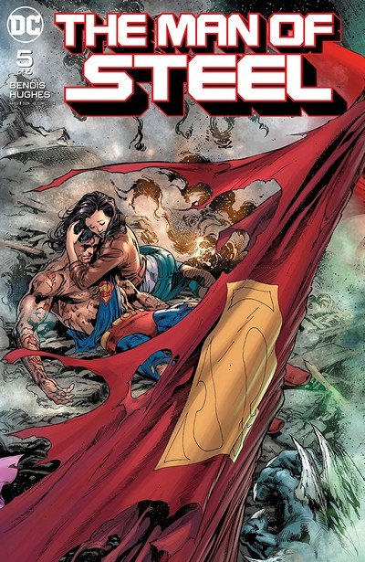 The Man Of Steel #5 (2018)