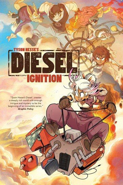 Tyson Hesse's Diesel – Ignition (2016)