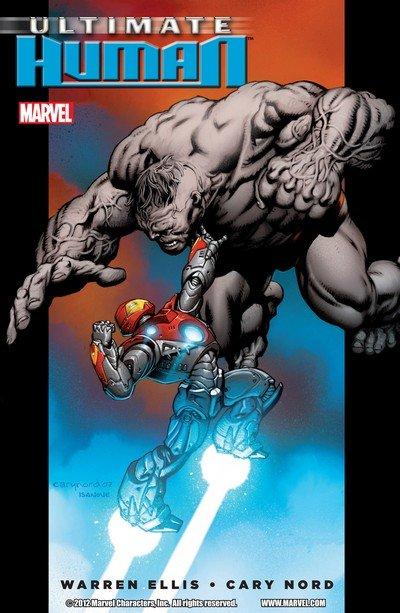 Ultimate Hulk vs. Iron Man – Ultimate Human (TPB) (2009)