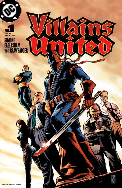 Villains United #1 – 6 + Special (2005-2006)