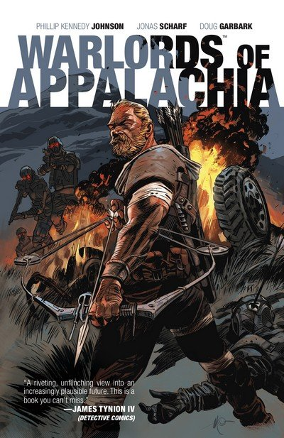 Warlords of Appalachia (TPB) (2017)
