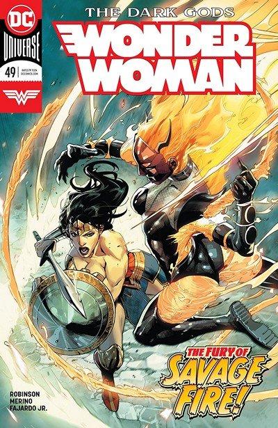 Wonder Woman #49 (2018)