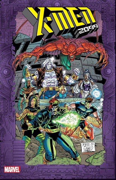 X-Men 2099 Vol.1 (TPB) (2009)