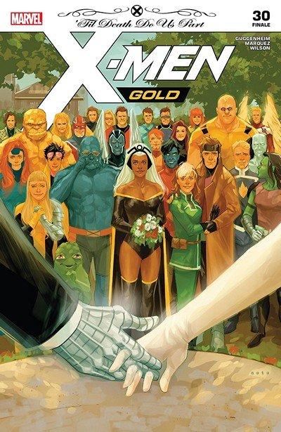 X-Men Gold #30 (2018)