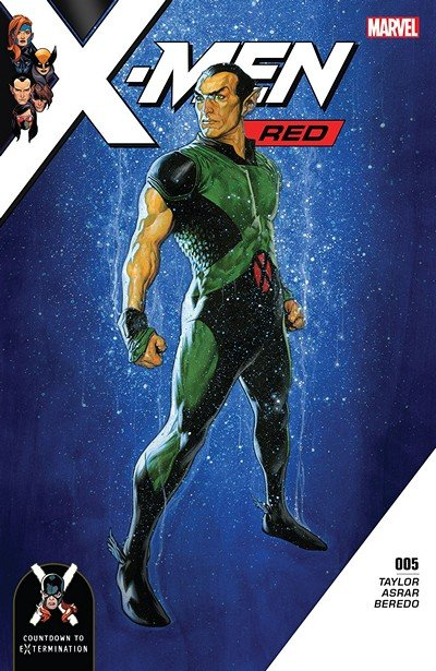 X-Men Red #5 (2018)