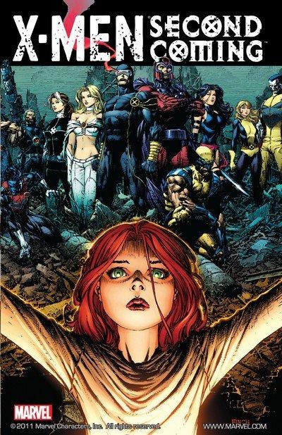 X-Men – Second Coming (TPB) (2010)