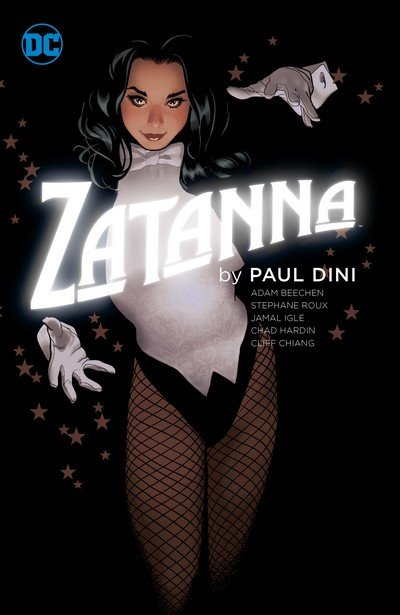 Zatanna by Paul Dini (TPB) (2017)