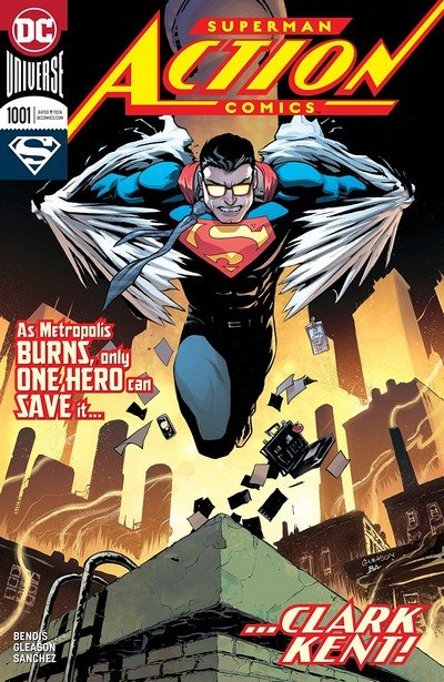 Action Comics #1001 (2018)