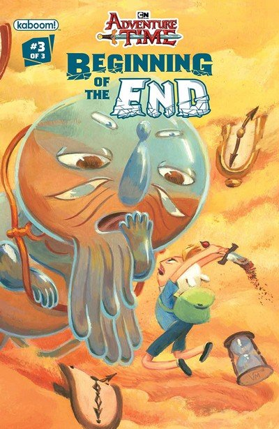 Adventure Time – Beginning Of The End #3 (2018)