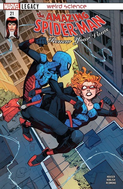 Amazing Spider-Man – Renew Your Vows #21 (2018)