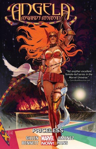 Angela – Asgard's Assassin – Priceless (TPB) (2015)