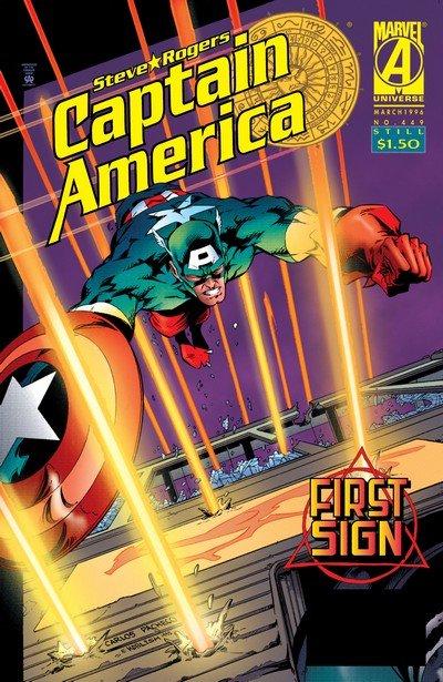 Avengers-Iron Man – First Sign (Story Arc) (1996)