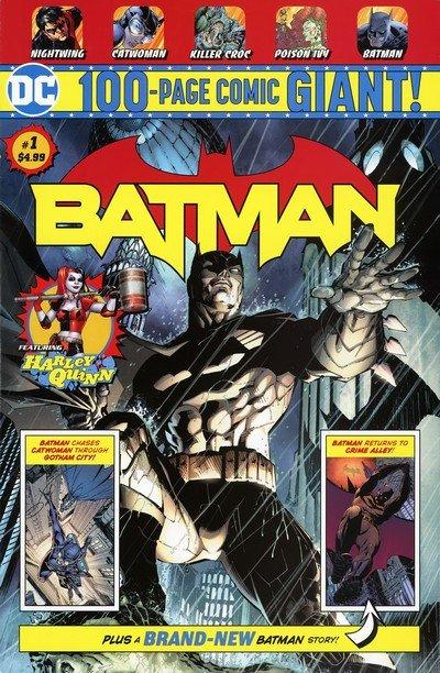 Batman Giant #1 (2018) (Walmart Exclusive)