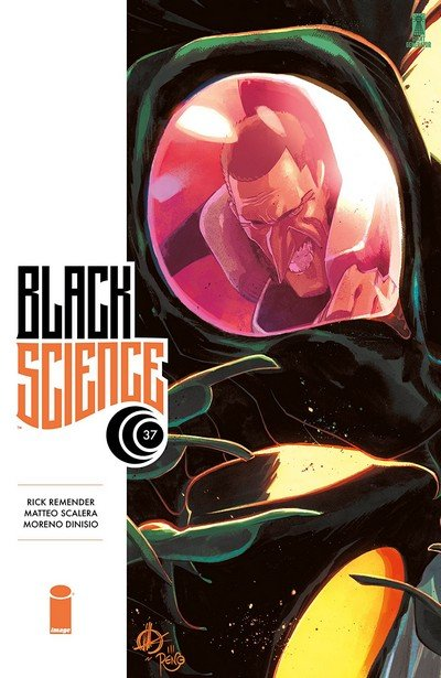 Black Science #37 (2018)
