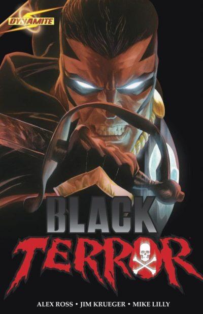 Black Terror #1 – 14 (2009-2011)
