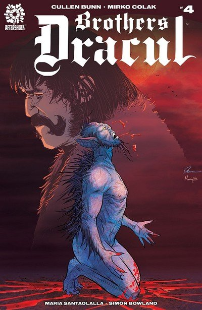 Brothers Dracul #4 (2018)