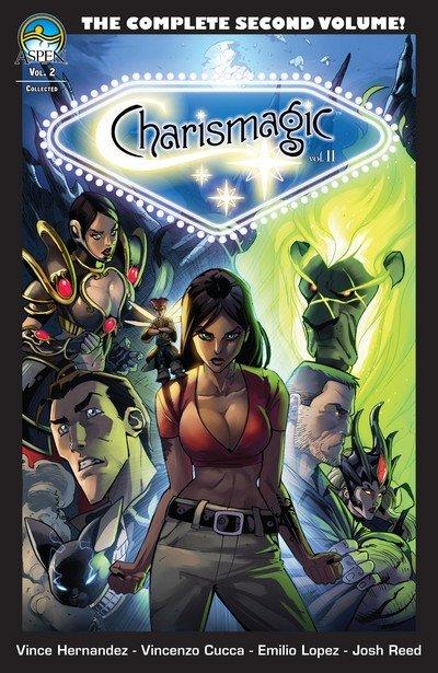 Charismagic Vol. 2 #1 – 6 + TPB (2013)