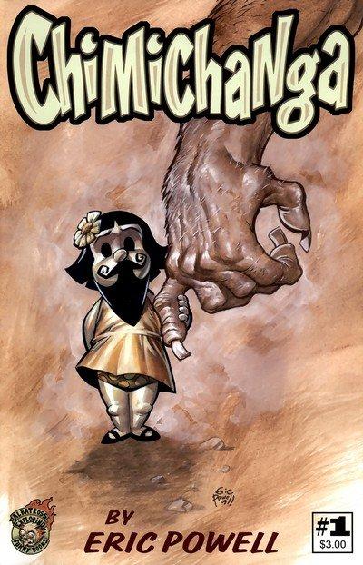 Chimichanga #1 – 3 (2009-2010)