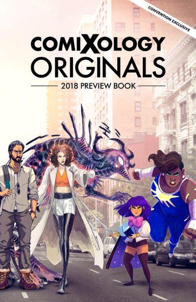 ComiXology Originals 2018 Preview Book (2018)