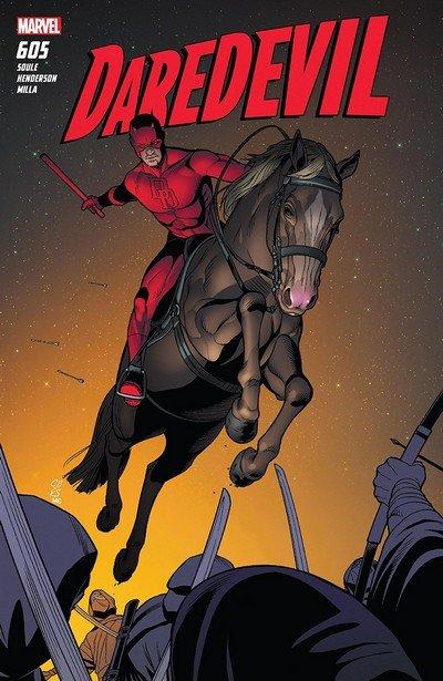 Daredevil #605 (2018)
