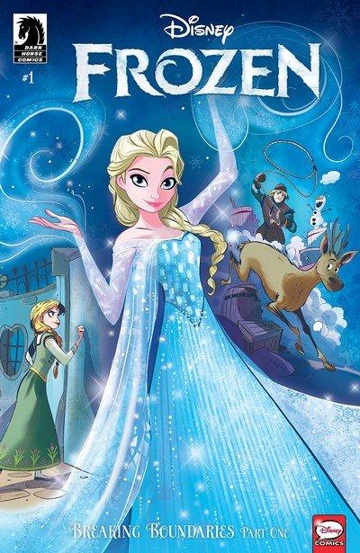 Frozen – Breaking Boundaries #1 (2018)