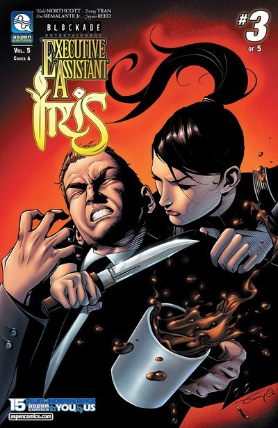 Executive Assistant – Iris Vol. 5 #3 (2018)